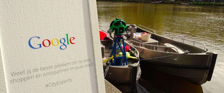 Amsterdamse grachten binnenkort in Canal View op Google Maps