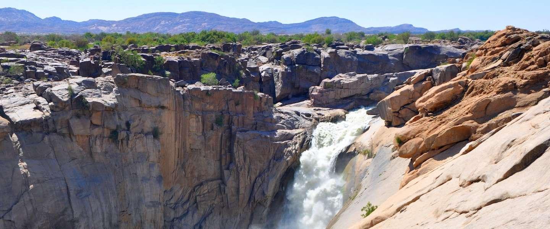 Augrabies Falls: het oorverdovende natuurschoon van Zuid-Afrika
