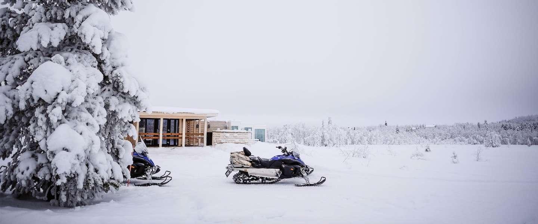 Aurora Mountain Lodge: een droomverblijf in Zweeds Lapland