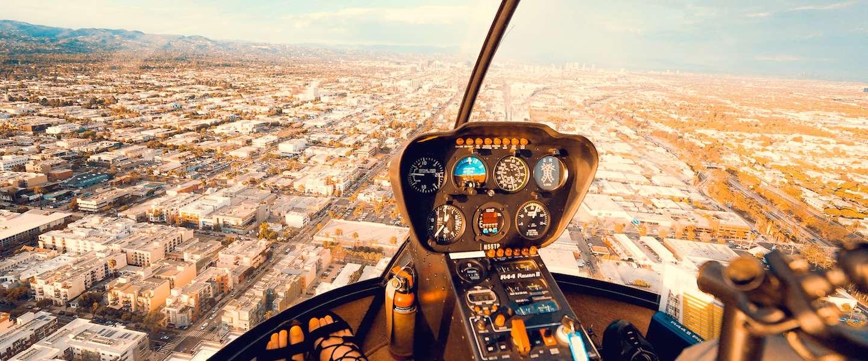 In China worden autonoom vliegende luchttaxi's getest