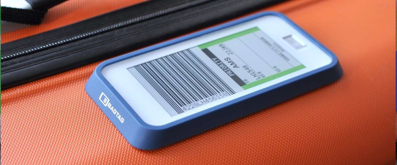 Check je koffers in zonder papier en gedoe met de bag-tag