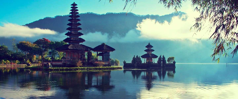 Goedkoop vliegen naar Bali