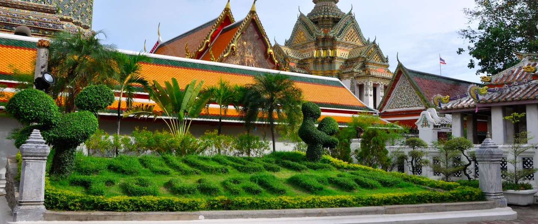 48 uur in Bangkok
