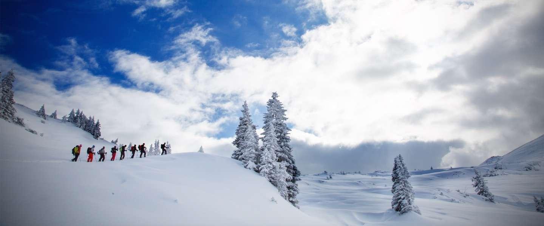 Ga een weekend off-piste skiën met de Bergans Freeride Experience!