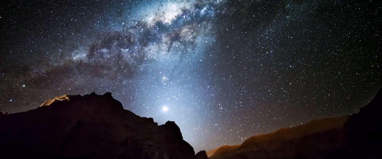 De vier beste plekken ter wereld om sterren te kijken