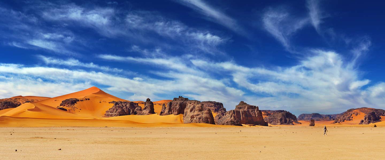 6 bizarre woestijnlandschappen die je een keer in je leven moet zien