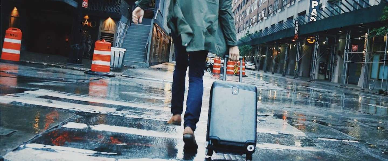 BlueSmart: met deze super slimme koffer reis je zonder zorgen!