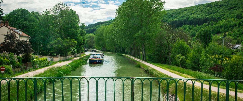 Bourgondië verkennen per boot