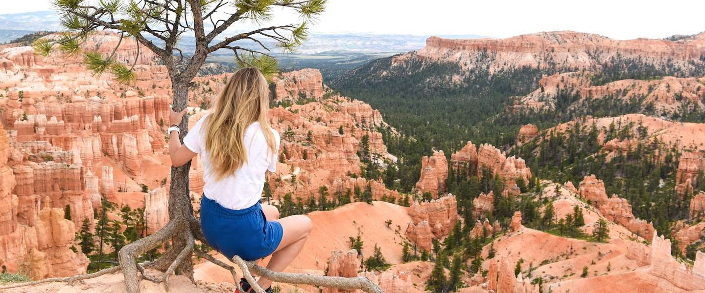 Bryce Canyon National Park: dé must see van Utah