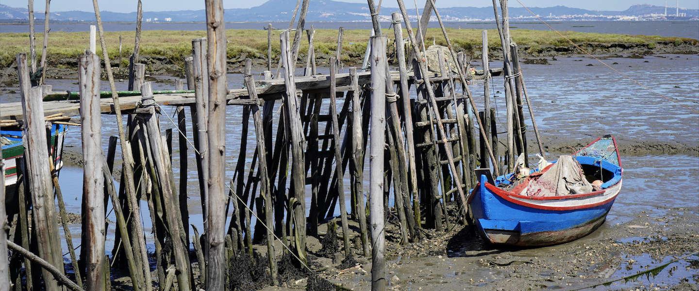 Cais Palafítico da Carrasqueira: een droomplek voor fotografen
