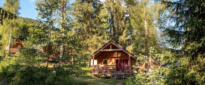 3 topcampings in de Franse bergen voor een luxe kampeervakantie