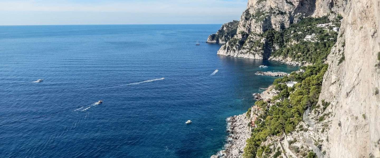 10 x onthaasten op het Italiaanse jetset eiland Capri