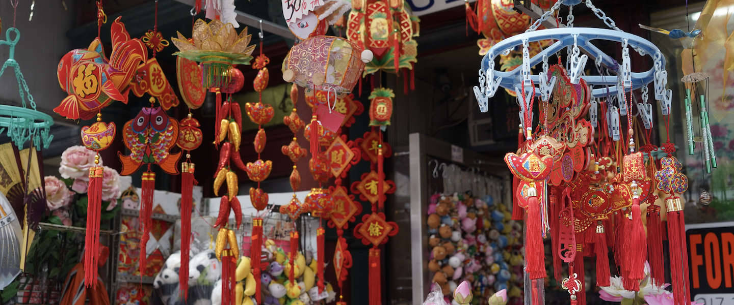 Chinatown New York: China op z'n Amerikaans