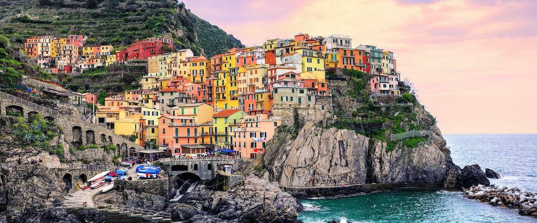 Cinque Terre: de vijf kleurrijkste dorpjes van Italië