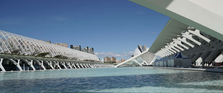 Hét hoogtepunt van Valencia: het park Jardin del Turia