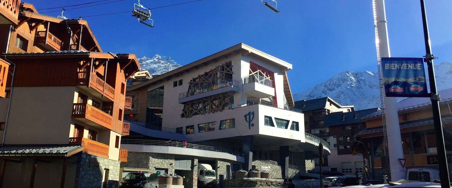 All inclusive wintersport bij Club Med Val Thorens