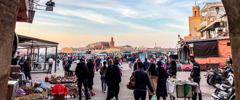 Combineer Marrakech met een  excursie naar het Atlasgebergte
