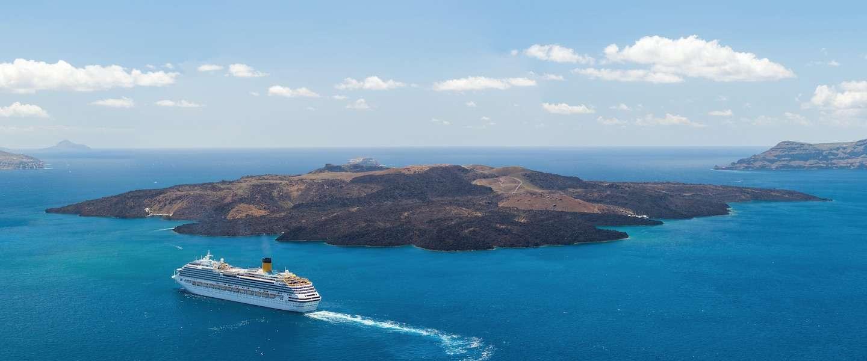 Deze bizarre cruise rond de wereld in 121 dagen wil je maken!