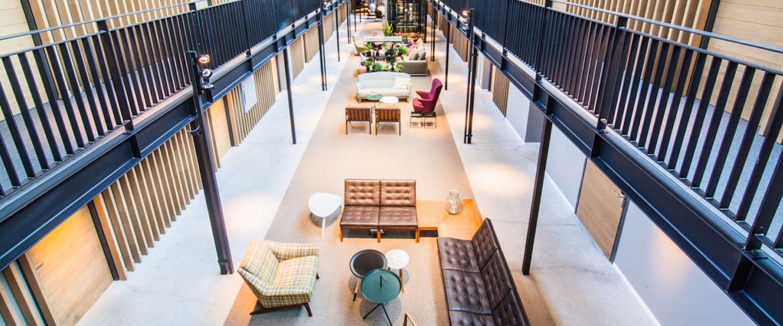 Winactie: VIP overnachting in Hotel De Hallen in Amsterdam