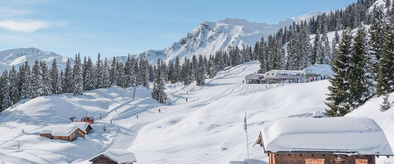 Skigebied Disentis is de verborgen parel van het Zwitserse Graubünden