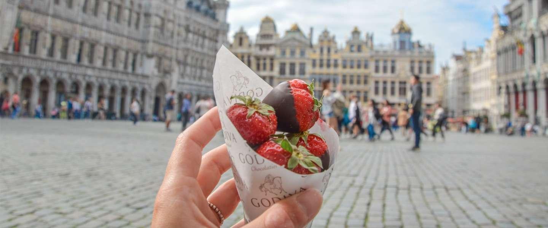De acht coolste dingen om te doen in Brussel