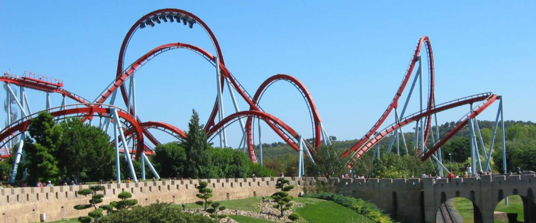 De top tien beste attractieparken ter wereld