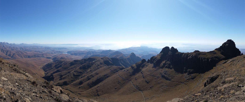 Indrukwekkend Drakensbergen