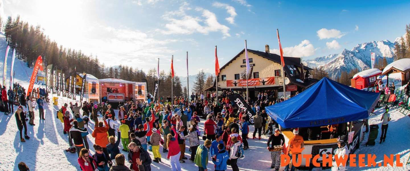 Dutchweekend Italia 2016: wintersport in Italië op z'n best!