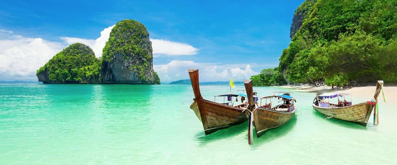 Eilandhoppen voor gevorderden in het zuiden van Thailand