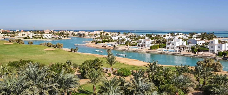 El Gouna in Egypte: de perfecte plek voor een vakantie zonder zorgen!