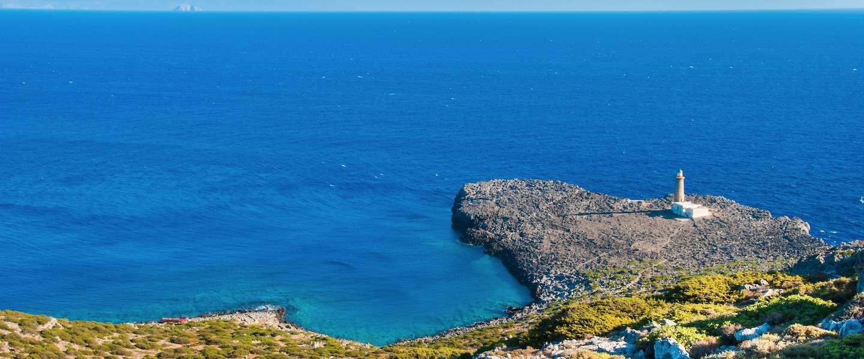 Emigreren? Dit Griekse eiland schenkt een gratis huis en zakgeld!