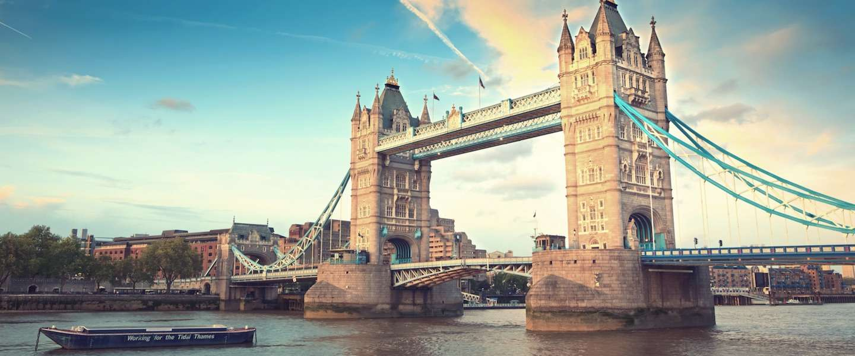Citytrip Londen stuk goedkoper door Brexit