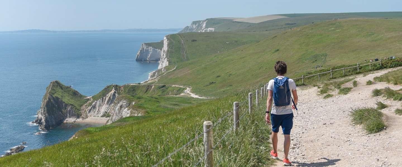 England Coast Path - het langste kustpad ter wereld - is bijna klaar