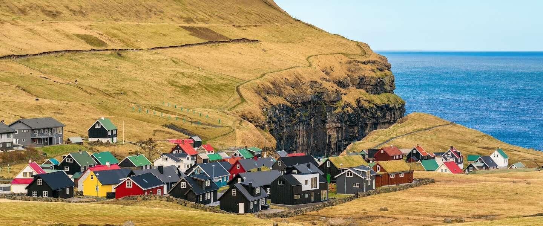 De Faeröer-eilanden zijn een spectaculaire ondergrondse rotonde rijker