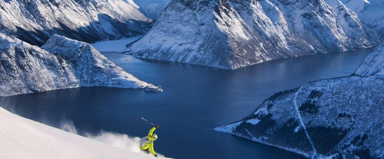 4 must do's in Fjord-Noorwegen in de winter