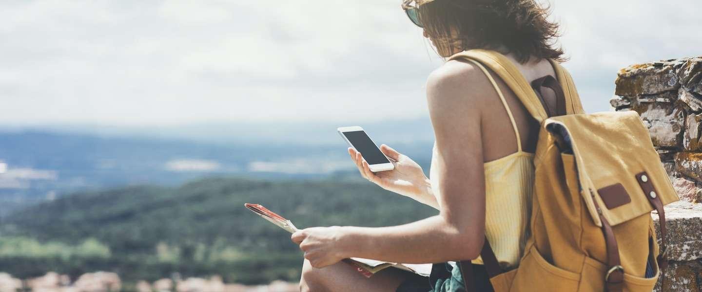 Handig voor reizigers: een flexibel telefoonabonnement