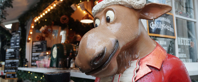 Ga naar de Gentse Winterfeesten voor de ultieme kerstsfeer