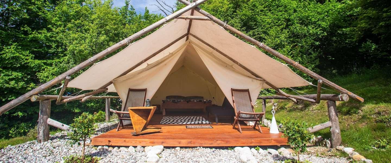 6 unieke glamping campings in Frankrijk