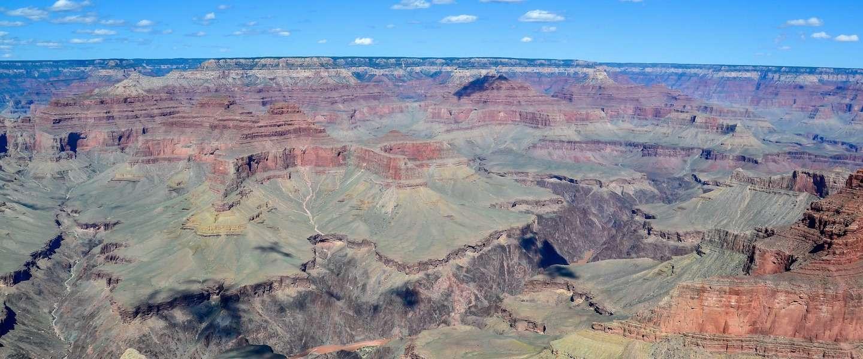 Glamping aan de rand van de Grand Canyon