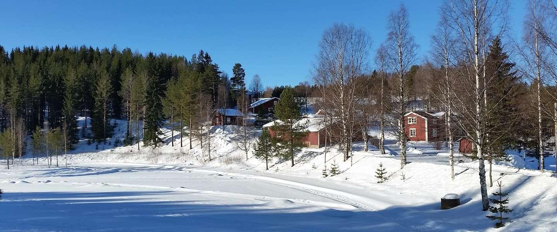 Granö, het eiland tussen de sparren