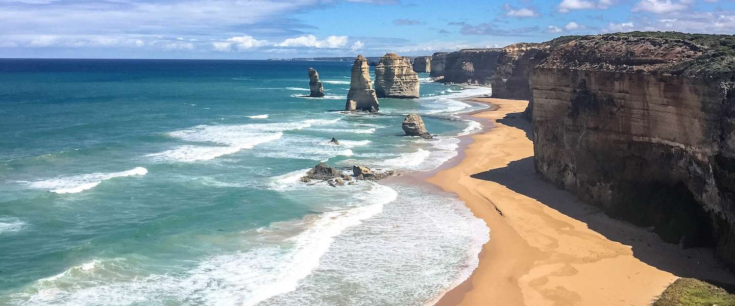 De Great Ocean Road en het mysterie van de 7, 8 of 12 apostelen