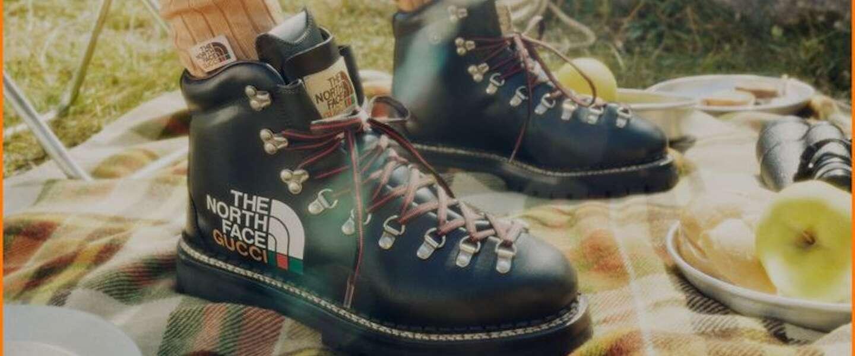 Bijzondere samenwerking: Gucci en The North Face maken stylish outdoor collectie