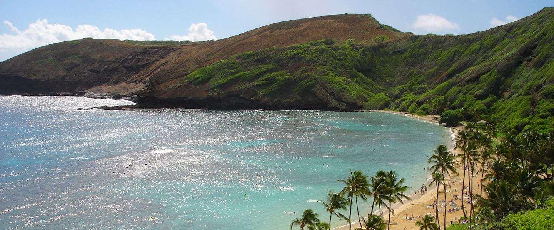 Een van de mooiste plekken op aarde: Hanauma Bay (Oahu, Hawaii)