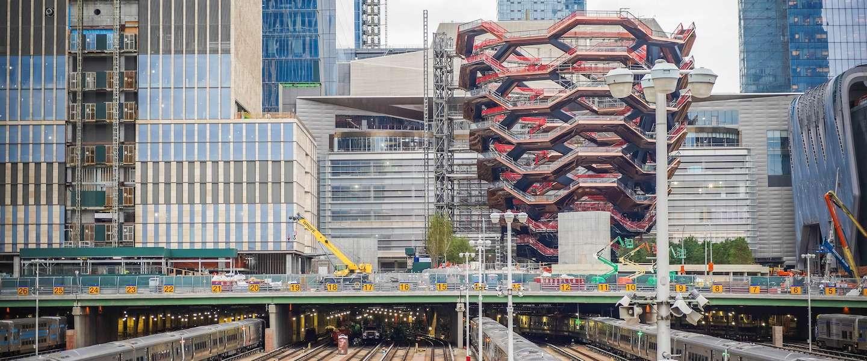 Hudson Yards: dit worden de nieuwe topattracties in New York