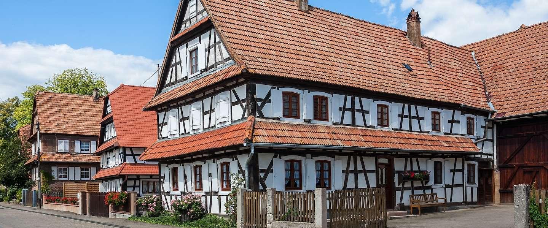 Hunspach is uitgeroepen tot het meest geliefde dorp van Frankrijk