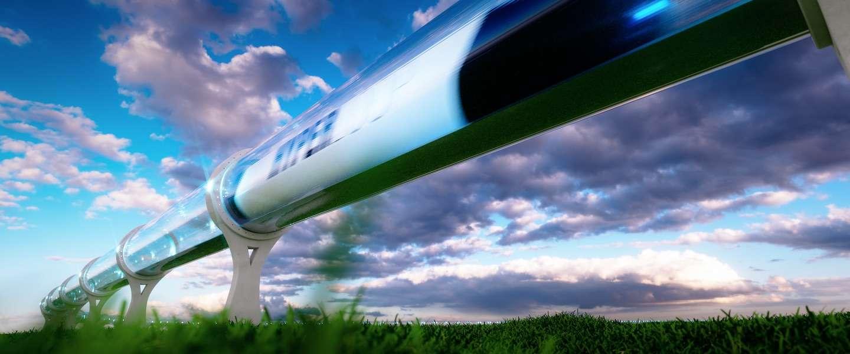 Amsterdam-Parijs in 90 min? Nog even en het kan in een hyperloop!