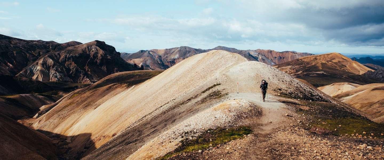Iceland Trail: vijf dagen hiken door de spectaculaire IJslandse natuur