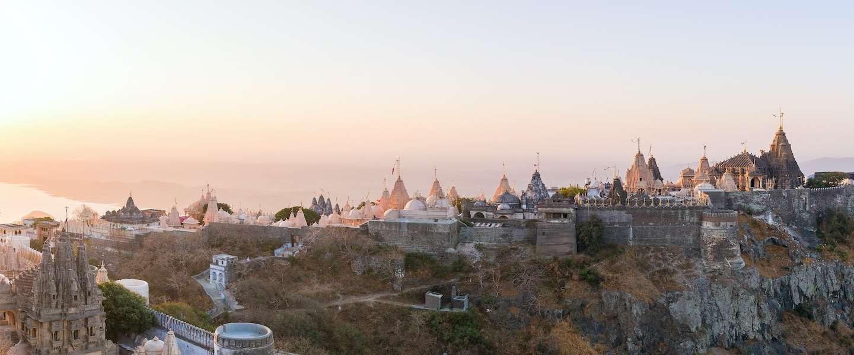 In India is het hoogste standbeeld ter wereld onthuld
