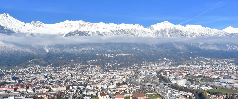 Twee in één: een wintersport en stedentrip naar Innsbruck