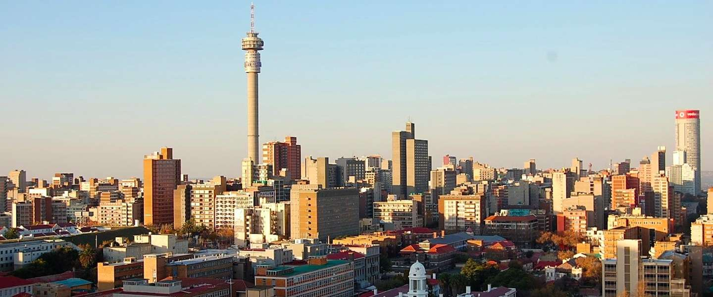 Places to be in Johannesburg
